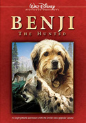DVD - Benji the Hunted - Personally Inscribed