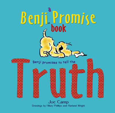 Benji Promises to Tell the Truth - Personally Inscribed