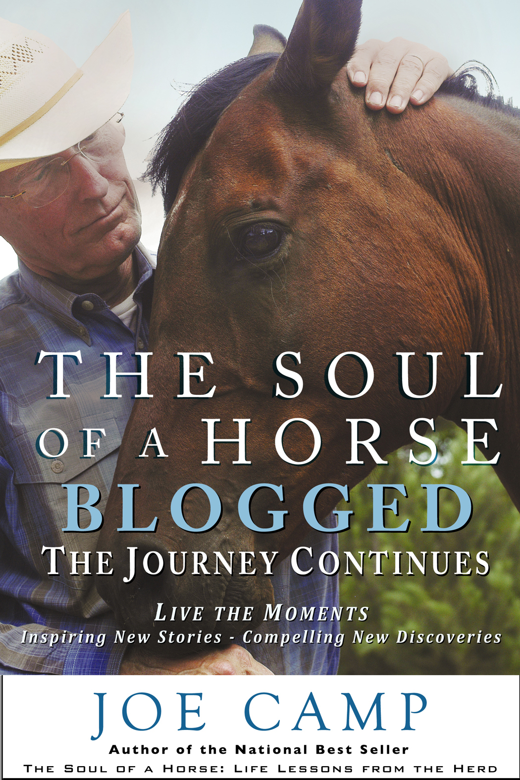 The Soul of a Horse Blogged - The Journey Continues - Personally Inscribed
