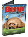 DVD - Benji Off the Leash - Written & directed by Joe