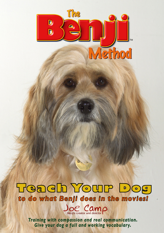 The Benji Method - Teach Your Dog to do What Benji Does in the Movies! (Includes Video Series)