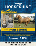 Omega Horseshine